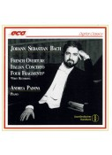 French Ouverture, Italian Concerto CD