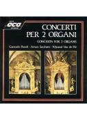 Concerts for 2 organs CD