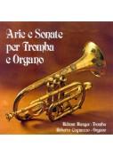 Arie e sonate per tromba ed organo CD