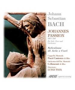 Johannes Passion CD