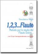 123...Flauto! + CD