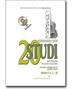 20 Studi Vol 1 n. 1-10 + CD