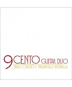 9cento guitar duo CD