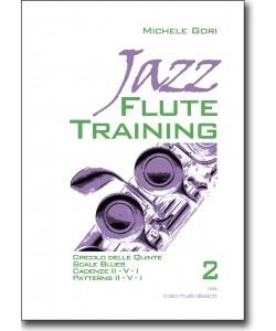Jazz flute training 2