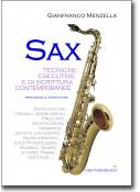Sax - Tecniche esecutive e di scrittura contemporanee