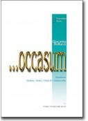 ...occasum