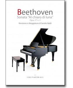 """Beethoven Sonata """"Al chiaro di luna"""""""