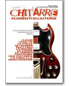 Chitarre - Elementi di liuteria (usato)