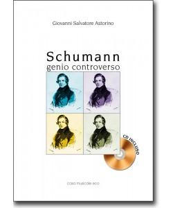 Schumann genio controverso + CD (usato)