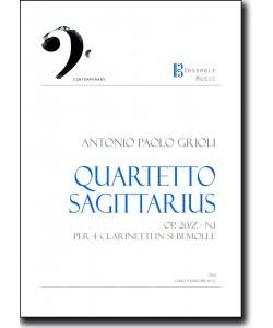 Quartetto Sagittarius op. 20/Z - n. 1
