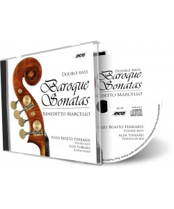 Double-Bass Baroque Sonatas