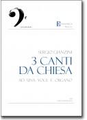 3 canti da Chiesa