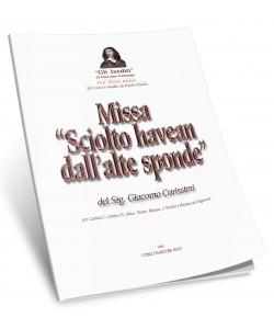 """Missa """"Sciolto Havean dall'alte sponde"""""""