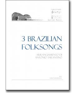 3 Brazilian folksongs