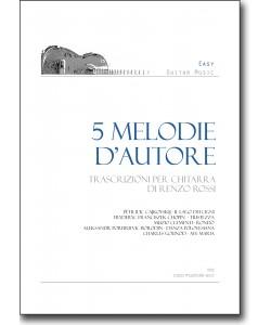 5 MELODIE D'AUTORE