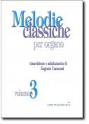 Melodie classiche per organo vol 3
