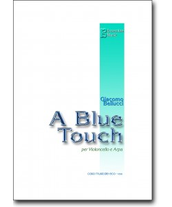 A blue touch