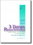 3 danze rinascimentali