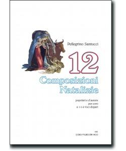 12 Composizioni natalizie