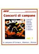 Concerti di Campane vol 1 CD