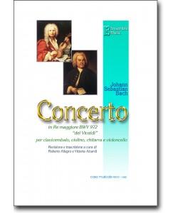 """Concerto in Re maggiore BWV 972 """"del Vivaldi"""""""