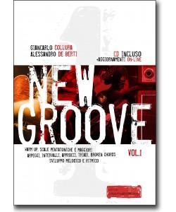 New Groove Vol 1 + CD