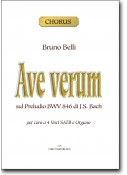 Ave verum sul preludio BWV 846 di J.S.Bach
