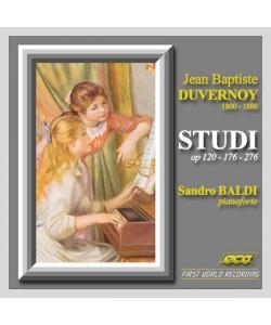 Studi op 120 -176 - 276 CD