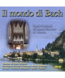 Il mondo di Bach CD