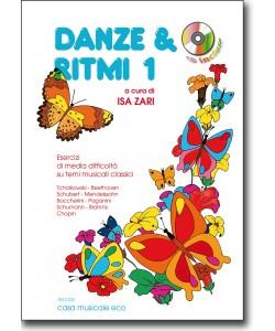 Danze e ritmi 1 + CD