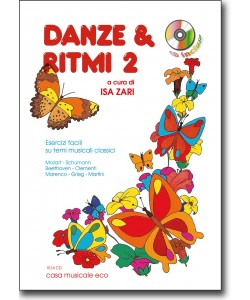 Danze e ritmi 2 + CD