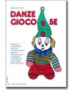 Danze giocose + CD