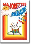 Majorettes parade