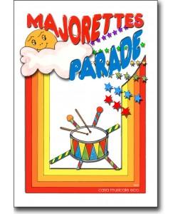 Majorettes parade + CD