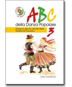 ABC della danza popolare 3 + CD