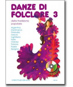 Danze di folclore 3 + CD