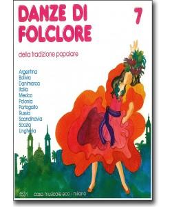 Danze di folclore 7 + CD