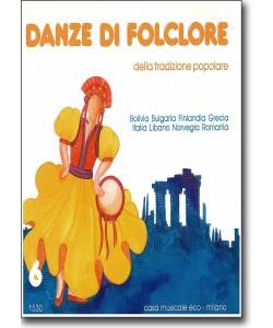 Danze di folclore 6 + CD
