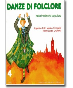 Danze di folclore 4 + CD