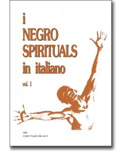 I negro spirituals in italiano 1
