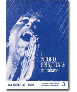 I negro spirituals in italiano 3