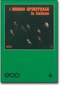 I negro spirituals in italiano 4
