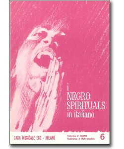 I negro spirituals in italiano 6