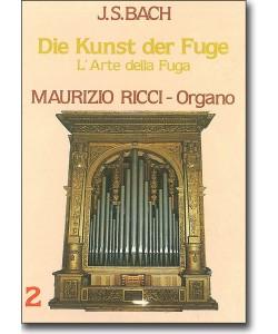Die Kunst der Fuge 2 - l'arte della Fuga 2 - Musicassetta