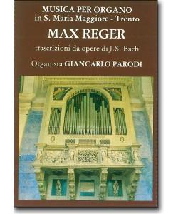 Max Reger - Musicassetta