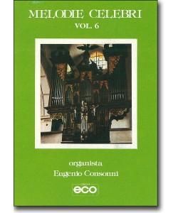 Melodie Celebri vol. 6 - Musicassetta