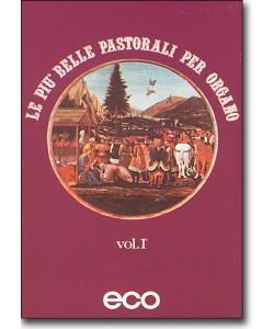 Le più belle pastorali per Organo vol. 1 - Musicassetta