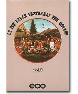 Le più belle pastorali per Organo vol. 2 - Musicassetta