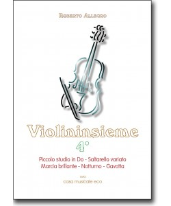 Violininsieme vol 4