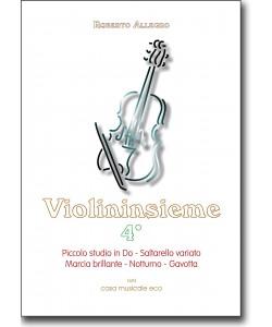 Violininsieme vol 4
